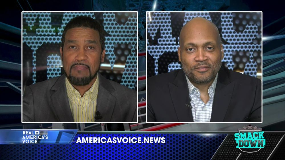 Darrell Scott and James Davis Talk Pardons, DC Troops, Lady GaGa and Bernie Meme