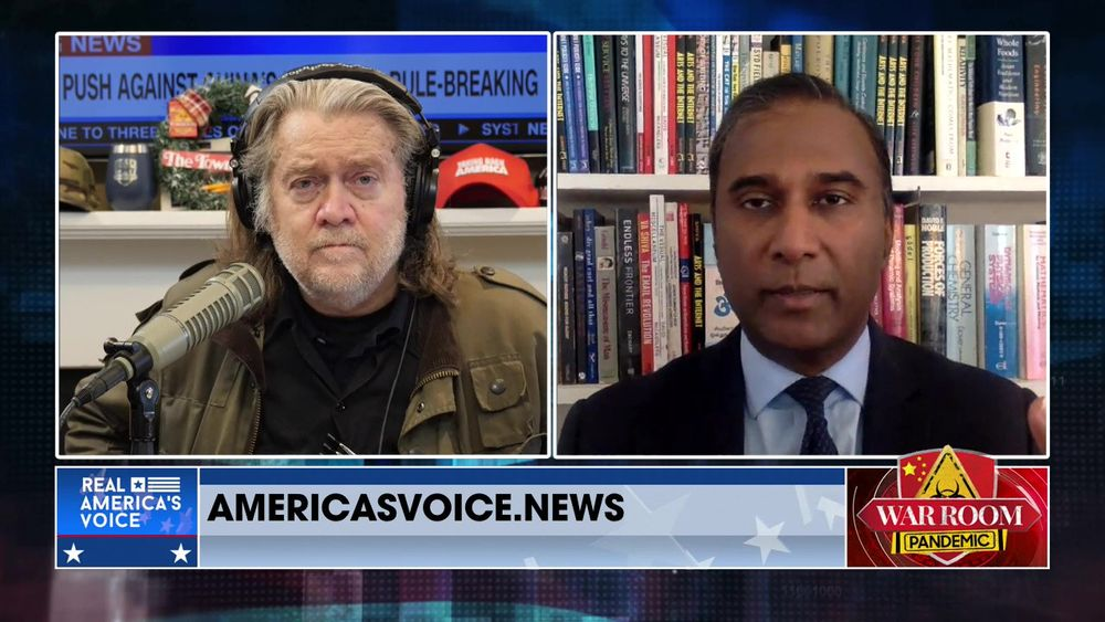 War Room Pandemic with Stephen K Bannon Episode 744 Part 3