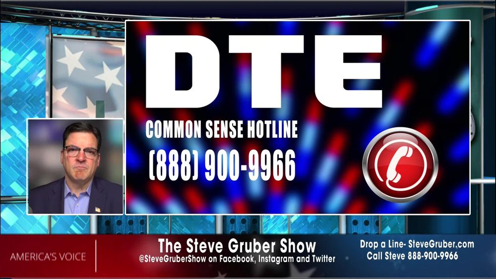 Steve opens up the DTE Hotline Janurary 2021