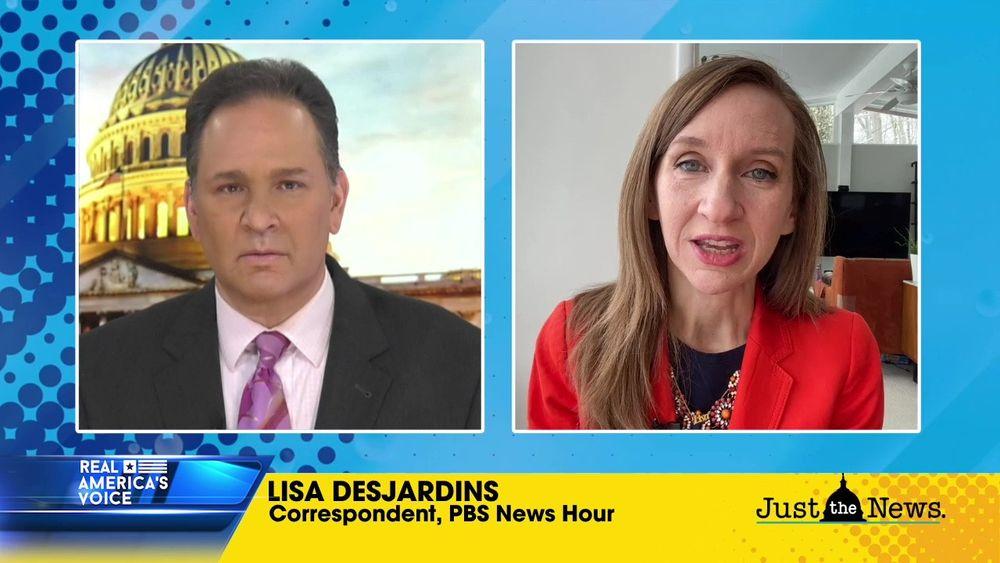 LISA DEJARDINS FROM PBS TALKS ABOUT BI-PARTISAN TALKS ON STIMULUS BILL