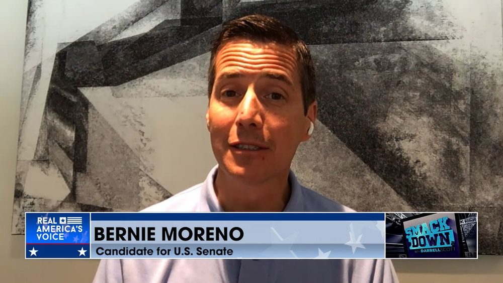 Bernie Moreno Joins The Show To Talk About His Upcoming Campaign