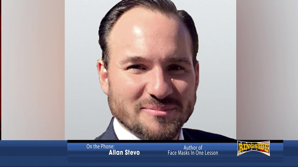 Allan Stevo February 2 2021