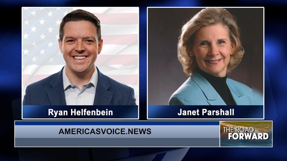 Ryan Helfenbein interviews Janet Parshall 10/31/21