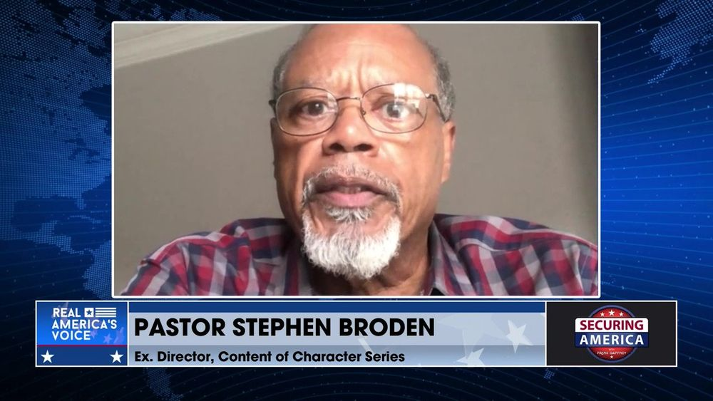 Pastor Stephen Broden, Ex. Dir., Content of Character Series, talks about Race in America