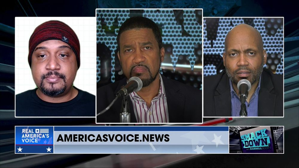 Jeff Charles Joins the Show to Discuss Black Conservatism