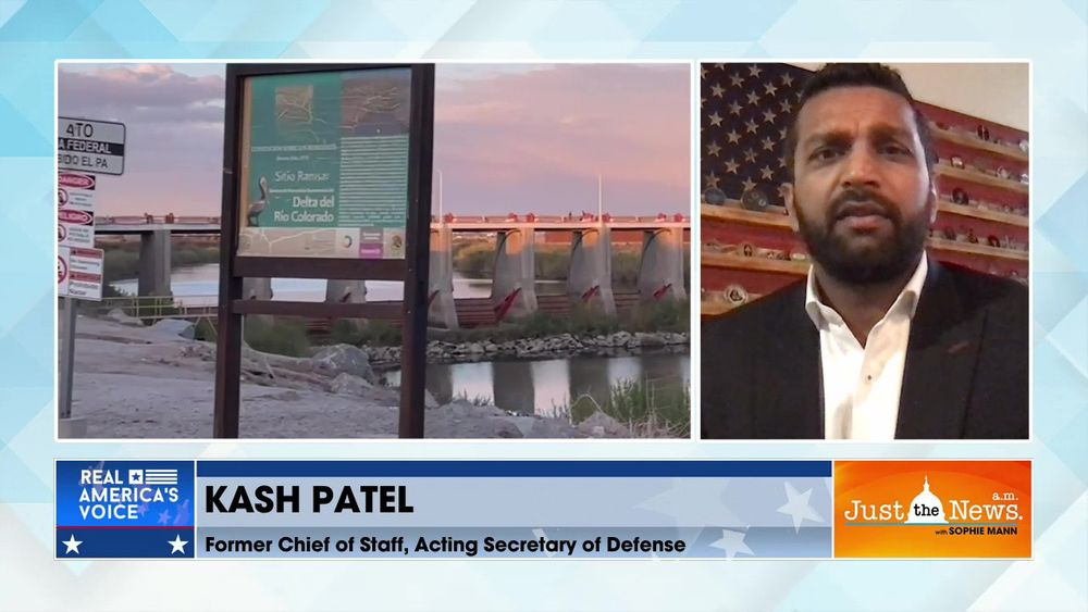 Kash Patel, Fmr Chief of Staff, Acting Secretary of Defense - Biden has no strategy against Russia