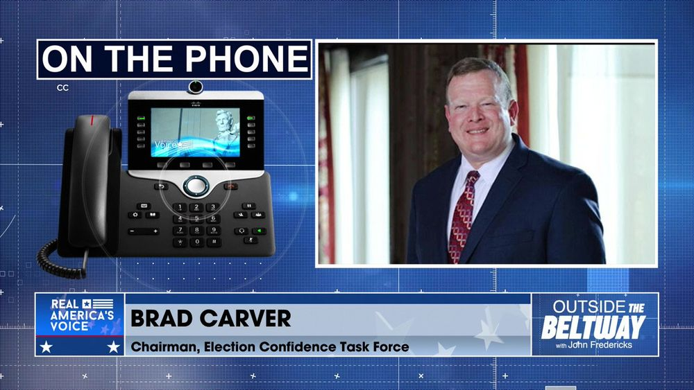 Brad Carver Joins to Talk About Election Reform Bills