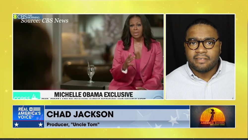 """Aubrey Shines is Joined by Producer of the Movie """"Uncle Tom"""", Chad Jackson Pt 2"""