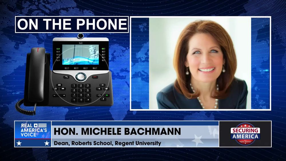 Michele Bachmann talks about the future of the US dollar