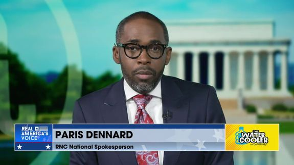 FINISH THE WALL - Paris Dennard weighs in