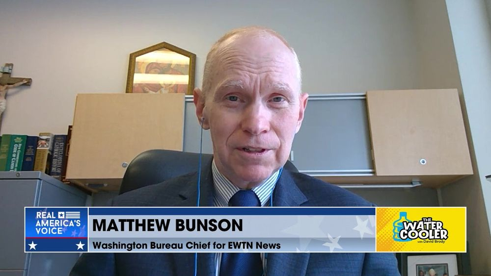 Matthew Bunson, Ex. Editor EWTN News - Biden's Catholic faith overshadowed by liberal doctrines