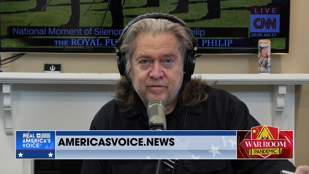 War Room Pandemic with Stephen K Bannon Episode 881 Part 1