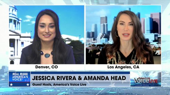 Jessica Rivera and Amanda Head Host this Week With Your Top Headlines