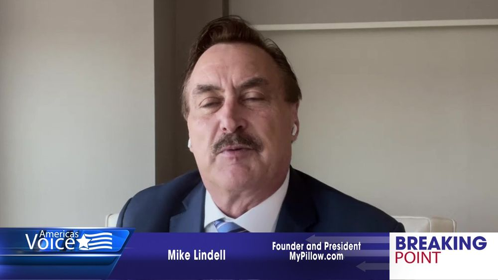 Mike Lindell January 28 2021 Part 1