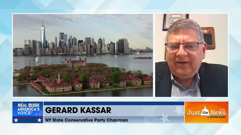 Gerard Kassar, Conservative Party Chairman - NY government hurt NY more than Covid