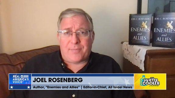 Joel Rosenberg discusses his new book