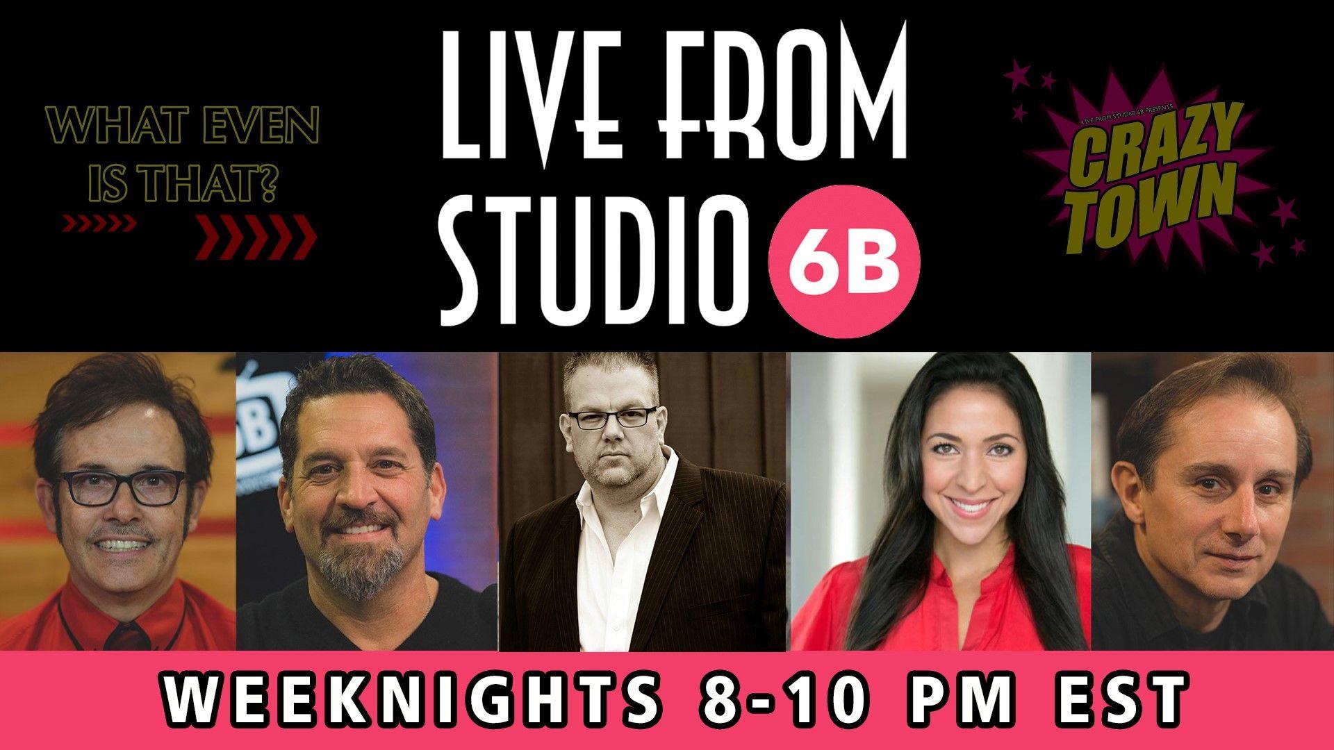 Live From Studio 6B