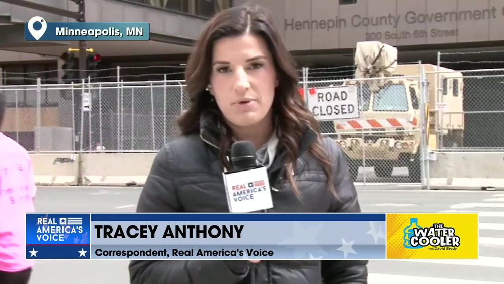 Tracey Anthony, RAV Correspondent, joins us live from Minneapolis, MN to discuss Derek Chauvin Trial