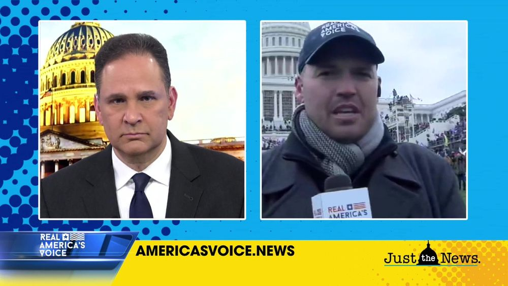 Jessica Rivera and Ben Berguam bring us the latest on the mayhem in DC