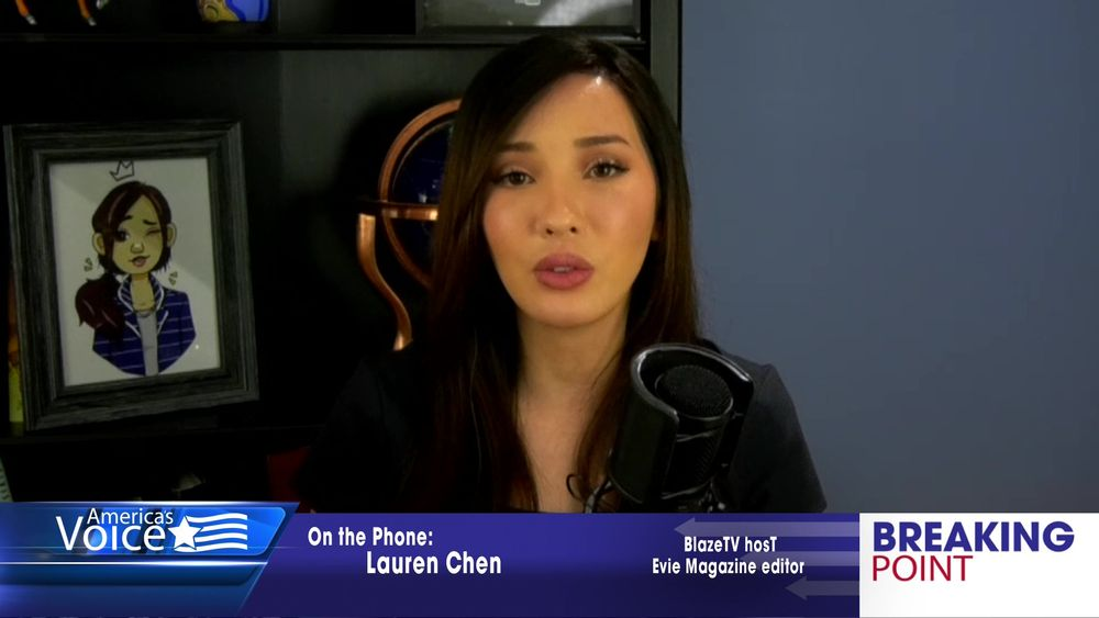 Lauren Chen january 21 2021