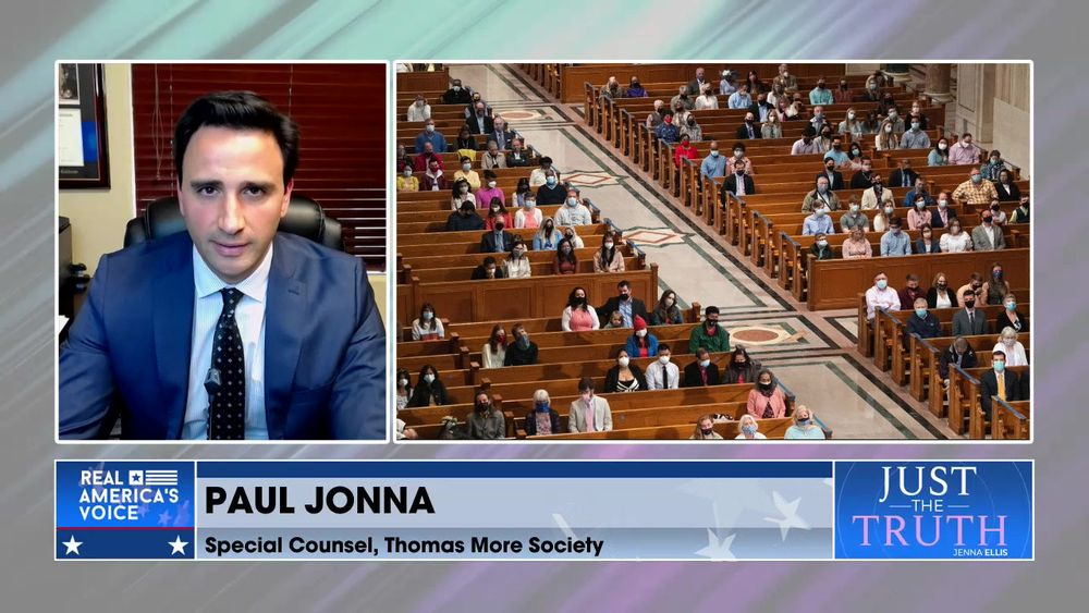 Jenna Ellis is Joined Special Counsels At The Thomas More Society, Paul Jonna & Charles Limandri Pt3