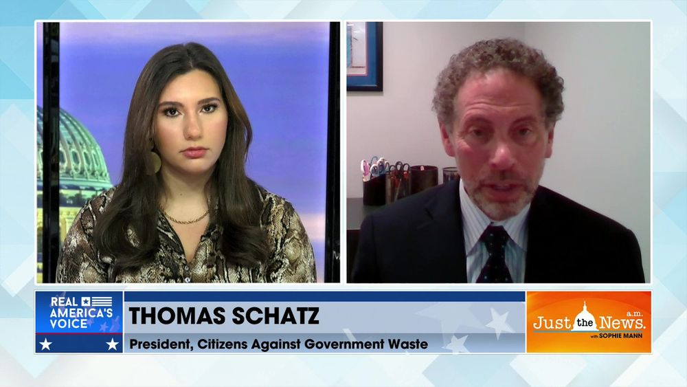 Thomas Schatz, President, CAGW - Dems brought earmarks back, they need to be eliminated permanently