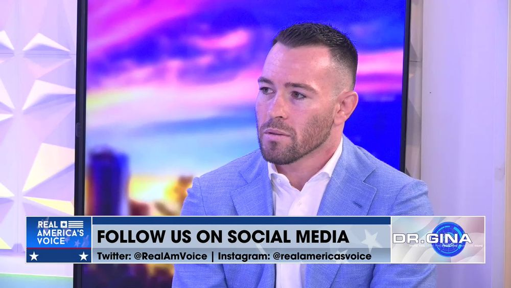 Dr. Gina Interviews UFC Fighter Colby Covington