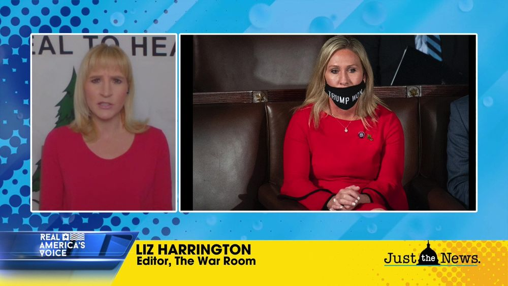 Liz Harrington, Fmr. GOP National Spokeswoman, on the Civil War within Republican Party