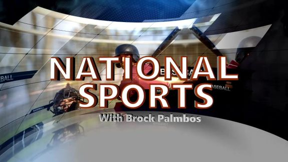National Sports Update With Brock Palmbos October 13 2021