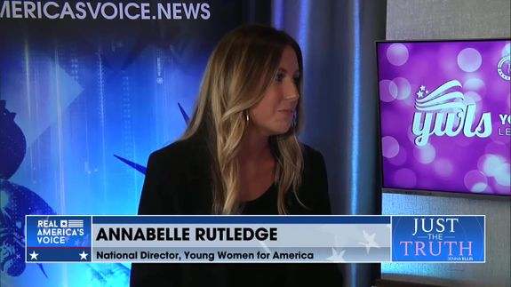 Jenna Is Joined By National Director of Young Women for America, Annabelle Rutledge