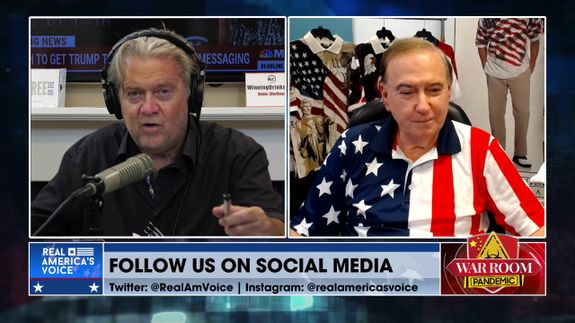 War Room Pandemic with Stephen K Bannon Episode 1059 Part 4
