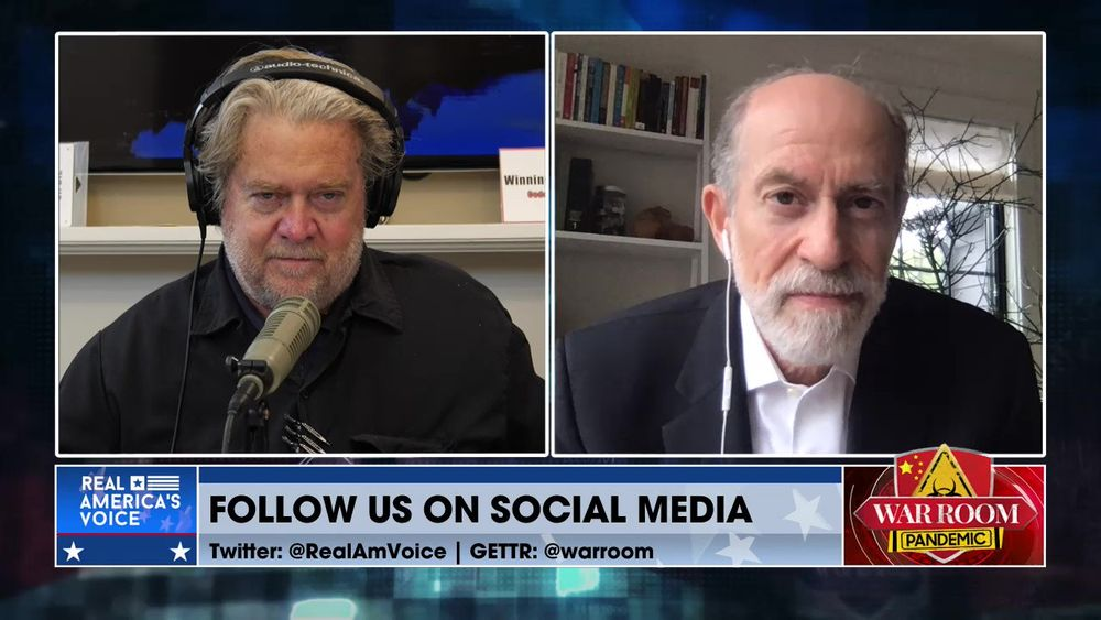 War Room Pandemic with Stephen K Bannon Episode 1223 Part 3