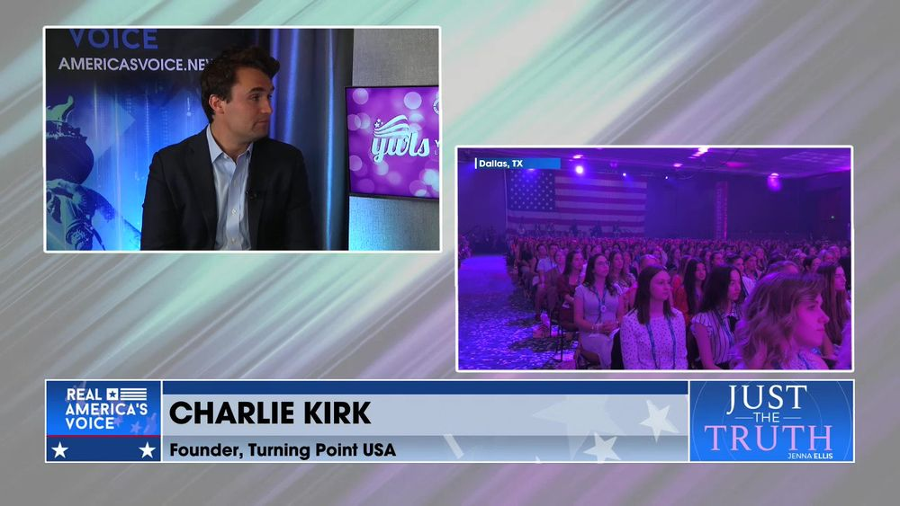 Jenna Ellis is Joined By CEO & Founder of Turning Point USA Charlie Kirk