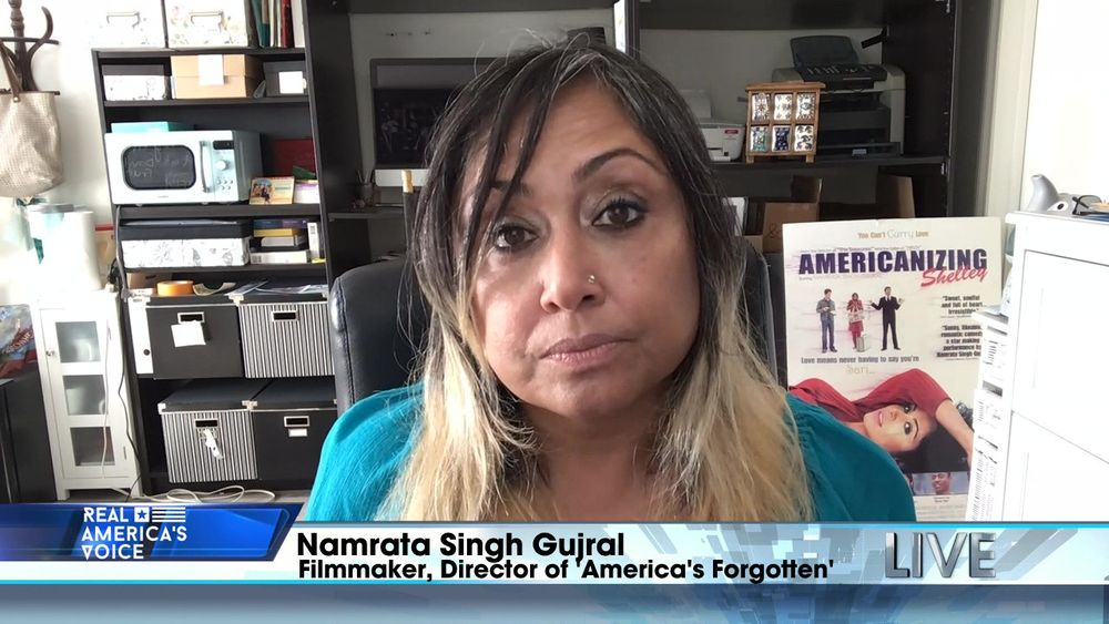 Namrata Singh Gujral Joins to Talk About Her Film America's Forgotten