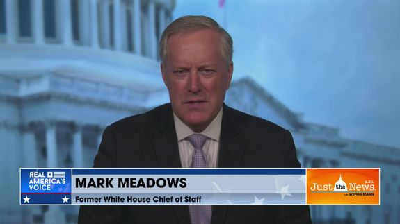 Mark Meadows, Former WH Chief of Staff - Biden Admin, and Dr. Fauci refuse to hold China accountable