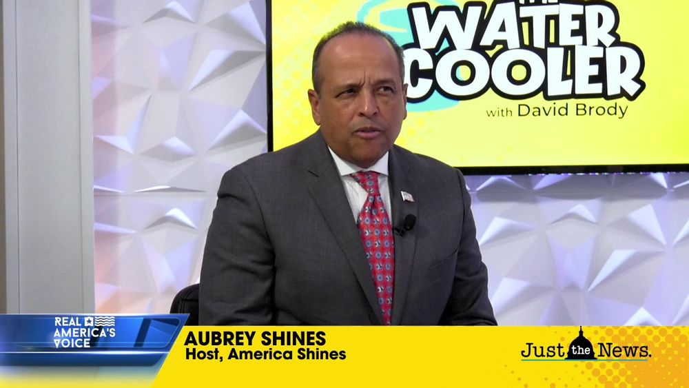 "Aubrey Shines, Host of ""America Shines"": previews his new TV show on RAV"