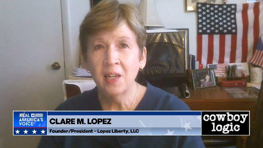 Cowboy Logic Segment 7 - Guest Clare Lopez