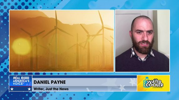 DANIEL PAYNE, WRITER, JUST THE NEWS ON TEXAS POWER OUTAGES