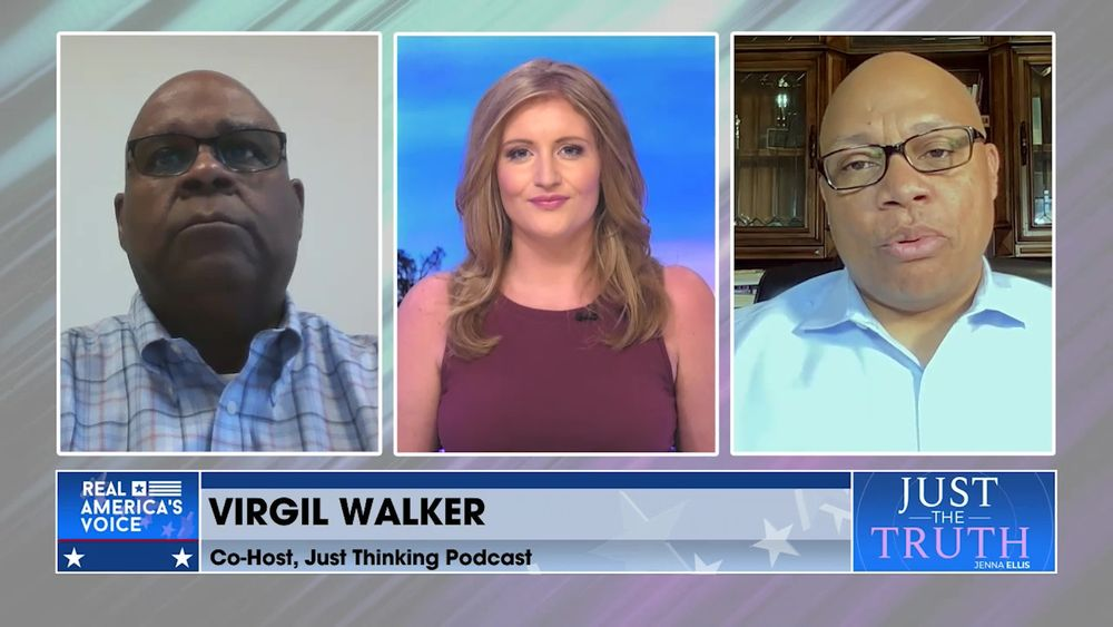 Virgil Walker and Darrell Harrison, Hosts of Just Thinking Podcast Joins Jenna Part 1