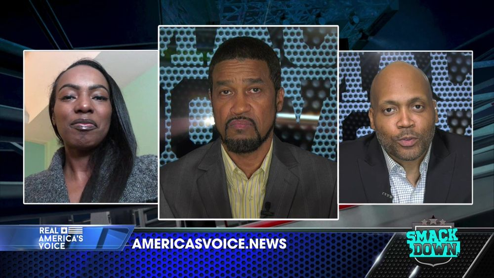 Felecia Stays on with Darrell and James Talking the Importance of the Black Vote