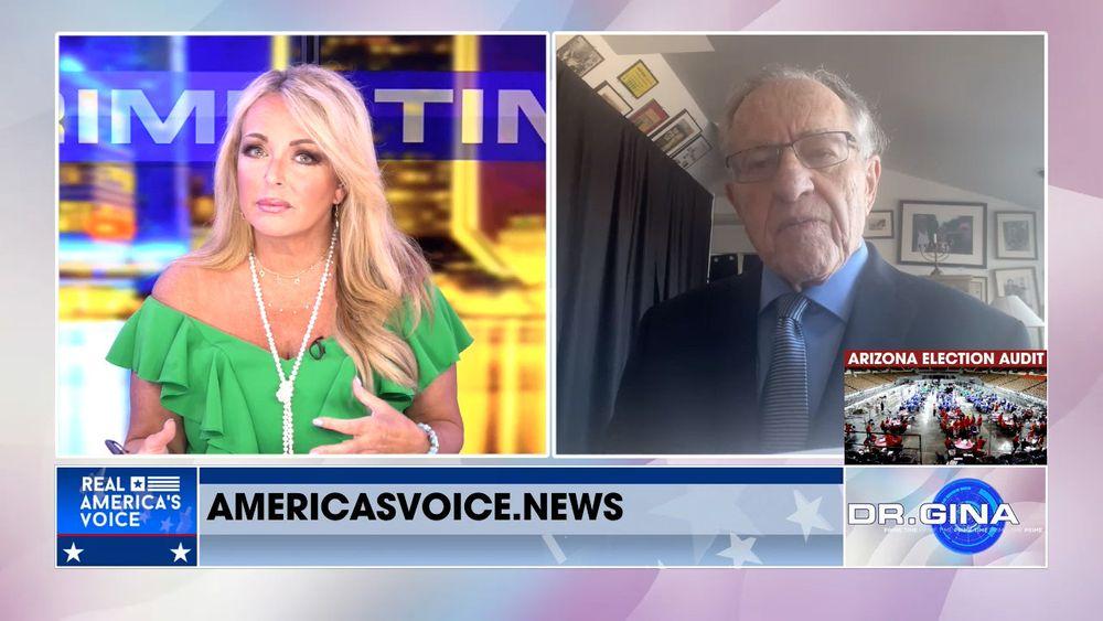 Alan Dershowitz Joins Dr. Gina Prime Time