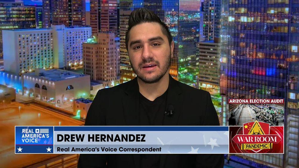 Drew Hernandez Joins Steve to Discuss the Arizona Election Audit