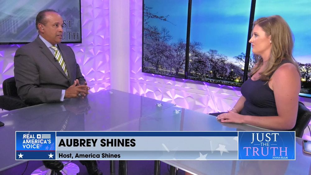 Jenna Ellis is Joined by Host of America Shines, Aubrey Shines Part 4