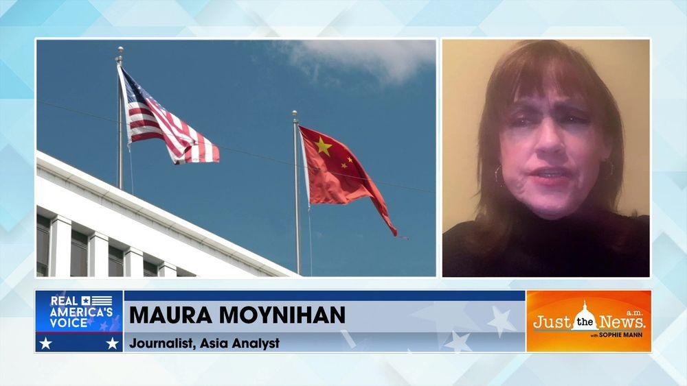 Maura Moynihan, Asia Analyst - China pushes hard against India, don't expect Biden to push China