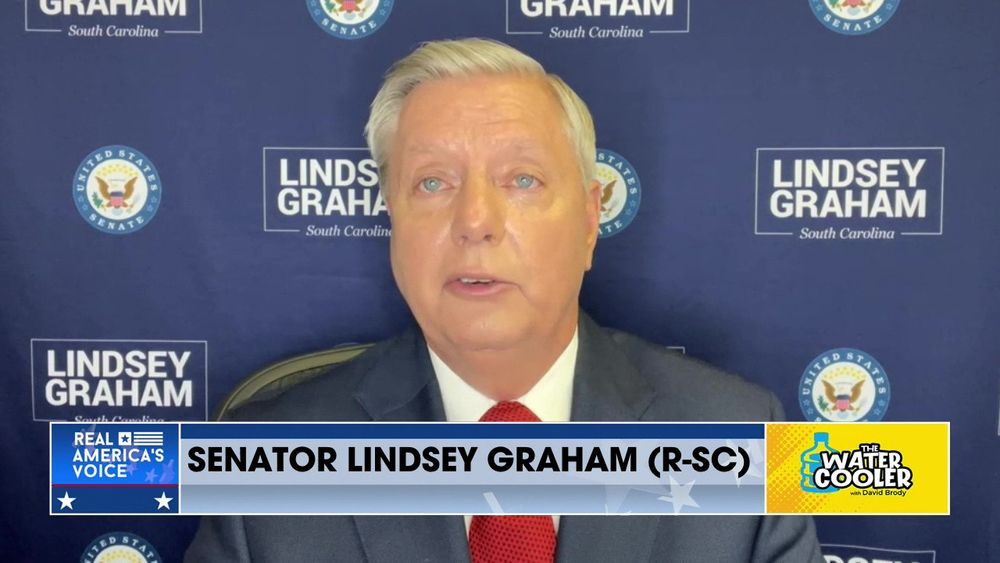 Jenna Ellis Takes A Look At David Brody's Interview With Senator Lindsey Graham