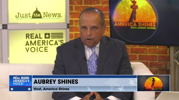 Aubrey Shines explains how an open border affects black and brown communities the most.