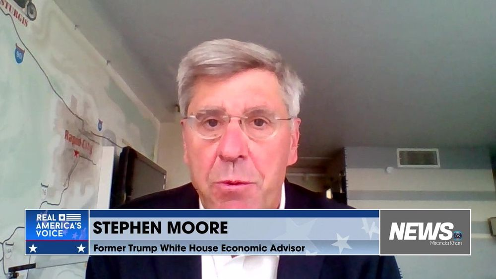 Stephen Moore On Unexpected Jobless Claims