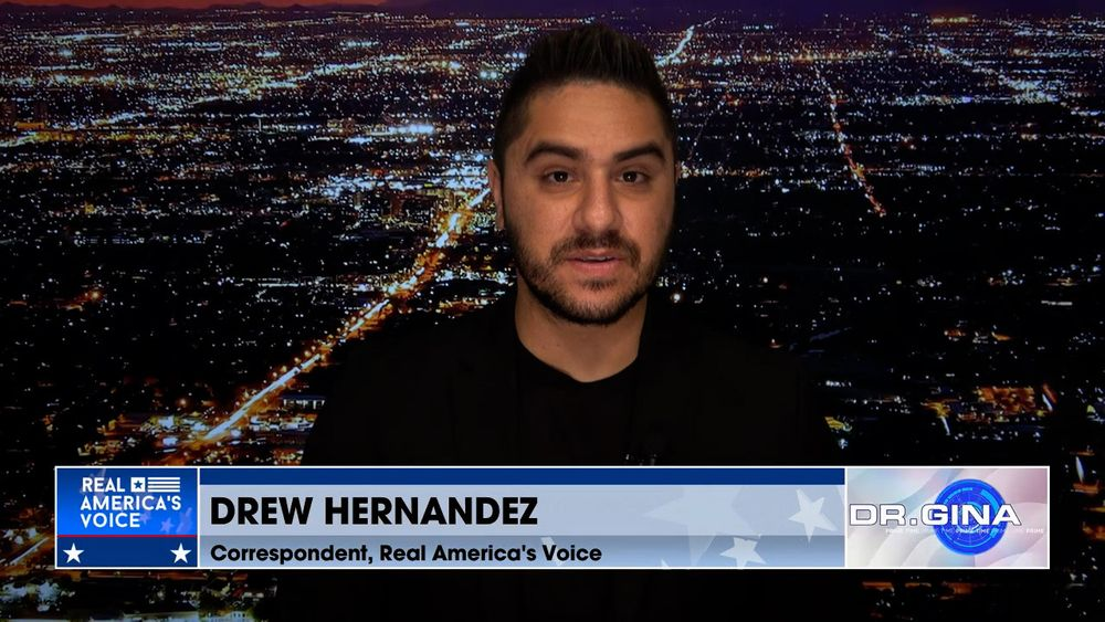 Drew Hernandez Discusses The Violence Against Churches