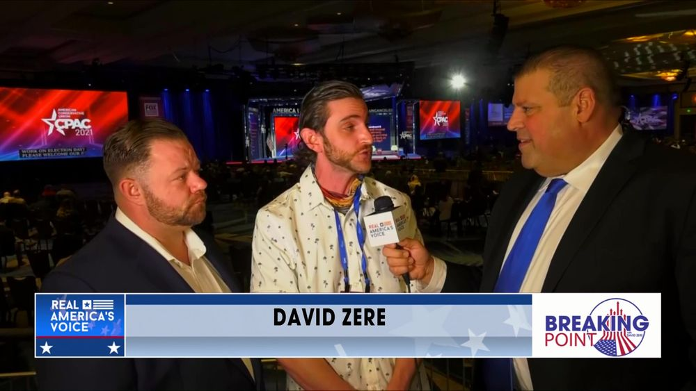 David talks to Shawn Farash and Eric Carroli  March 4 2021