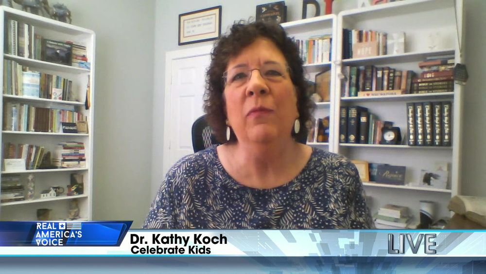 Dr. Kathy Koch Joins to Discuss High School Students and COVID